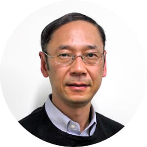 名古屋工業大学 佐野明人教授の写真